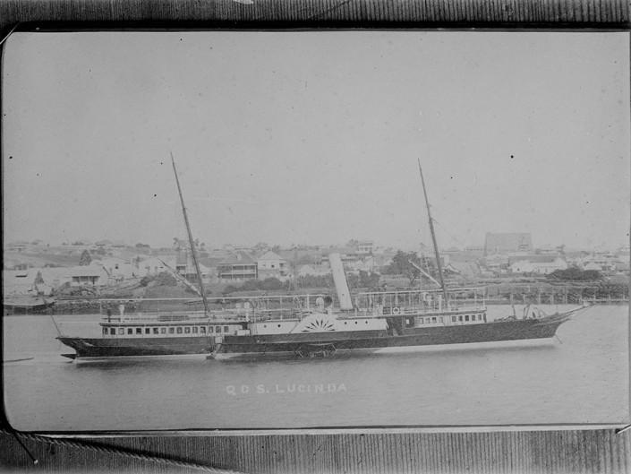 Yacht Lucinda