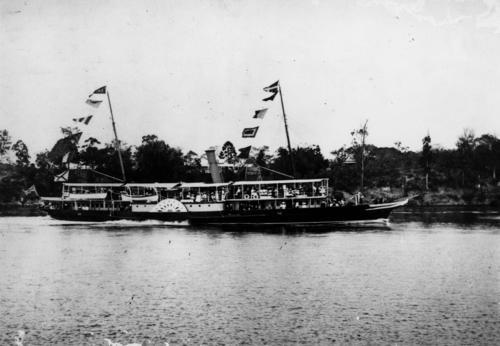 Ship Lucinda