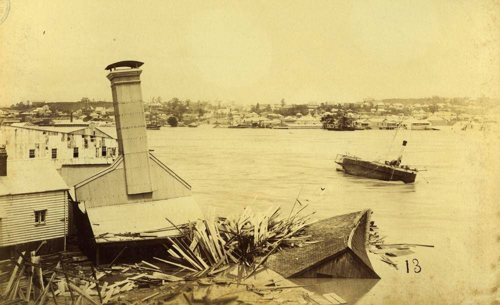 Brisbane Flood