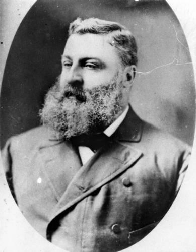 George Harris MLC Queensland ca. 1870
