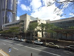 75 William Street The Neville Bonner building 1998 to 2017