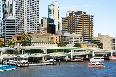 Queen's Wharf precinct on the cusp of change. Image courtesy Tim Nemeth.