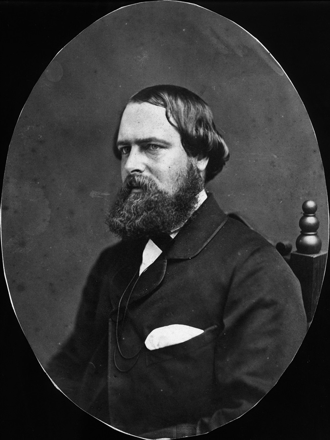 Sir Robert Herbert, Queensland Premier and Colonial Secretary 1860-1866, SLQ 15693.